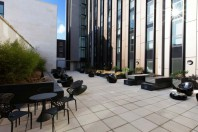 Hammersmith Palais Courtyard Commercial Planters