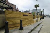 Quayside Seaside Public Space Planters