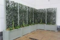 Waitrose Commercial Planters