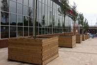 Tesco Commercial Planters